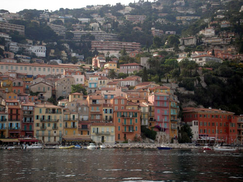 Villefranche sur Mer places of interest