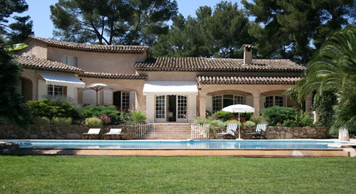 Mougins - St Paul de Vence - Biot area - Mougins 5-Bedroom Villa