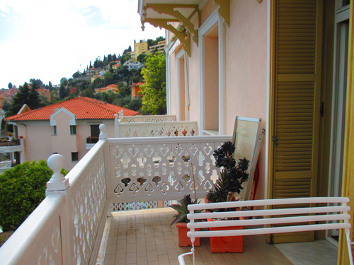 Menton, Roquebrune Cap Martin Garavan French Riviera 1-Bedroom Apartment