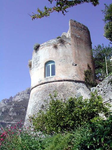 Italy - Positano - Amalfi Coastline 2-Bedroom Castle