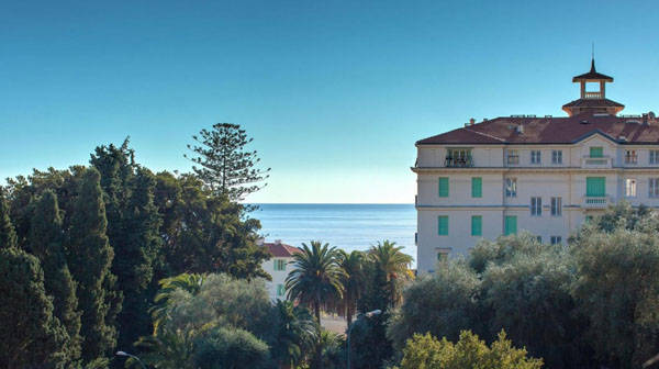 Menton, Roquebrune Cap Martin Garavan French Riviera 2-Bedroom Apartment