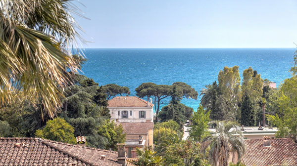 Cannes Cannes French Riviera 4-Bedroom Villa