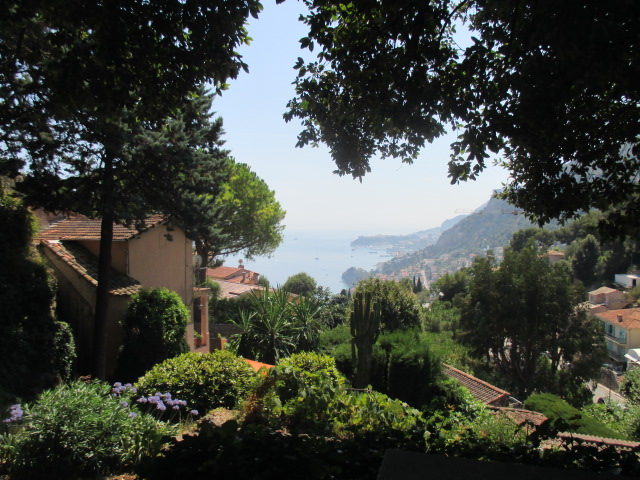 Menton, Roquebrune Cap Martin Roquebrune Village French Riviera 2-Bedroom House