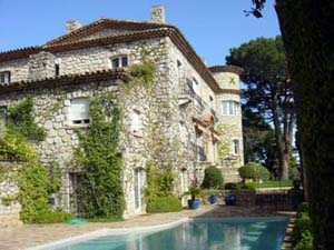 Mougins - St Paul de Vence - Biot area - Mougins 6-Bedroom Villa