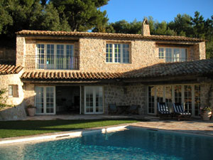 Mougins - St Paul de Vence - Biot area - St Paul de Vence 5-Bedroom Villa